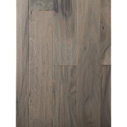 Shark Bay Acacia Wood Flooring   Hand Scraped   Durable, Strong Wear Layer   Engineered Hardwood   Floor SAMPLE by GoHaus