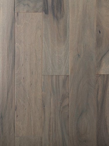 Shark Bay Acacia Wood Flooring | Hand Scraped | Durable, Strong Wear Layer | Engineered Hardwood | Floor SAMPLE by (Engineered Hardwood)