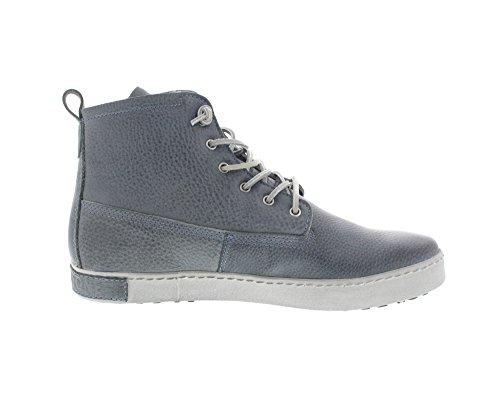 BLACKSTONE - Boots GM06 FUR - nordic blue Nordic Blue