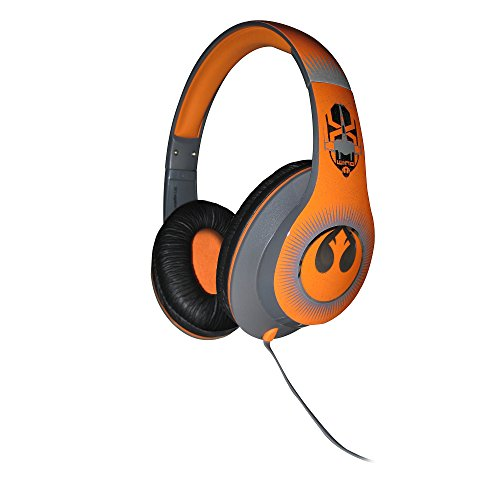 092298925363 - Star Wars Episode 7 Li-M40E7 Over the Hear Headphones with inline Microphone carousel main 1