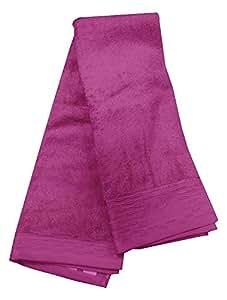Mora Cotton Towel - Pack Of 2 - Dark Purple  30 Cm X 50 Cm