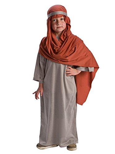 Little Adventures Nativity Biblical Characters Childrens Costume (3-8 Years, Joseph)