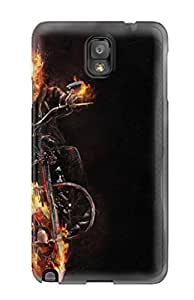 Shock-dirt Proof Ghost Rider Case Cover For Galaxy Note 3