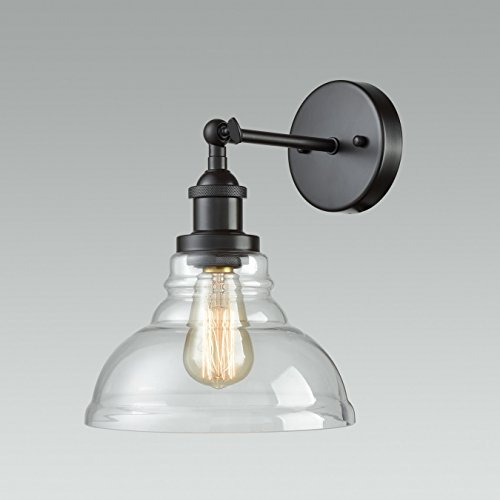 YOBO Lighting Industrial Sconce Rubbed