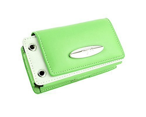 Naztech Ikon Case - Small/Medium Bar Phones - Blackberry, Palm, Samsung, LG, Motorola, and Nokia - Green ()