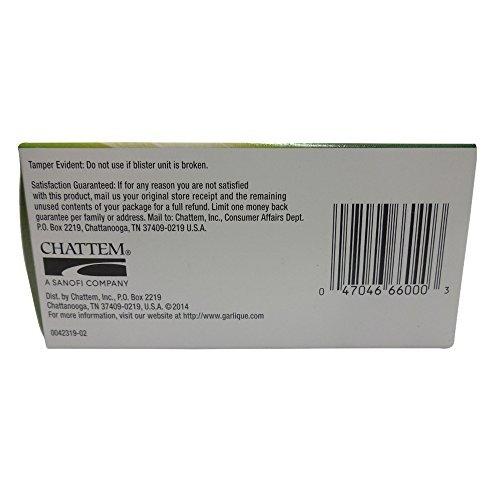 Garlique Caplets 60 Tablets (Pack of 3)