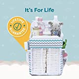 Cradle Star Hanging Diaper Caddy - Changing Table