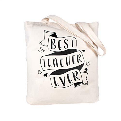Teacher Appreciation Tote Bag Teacher Gifts