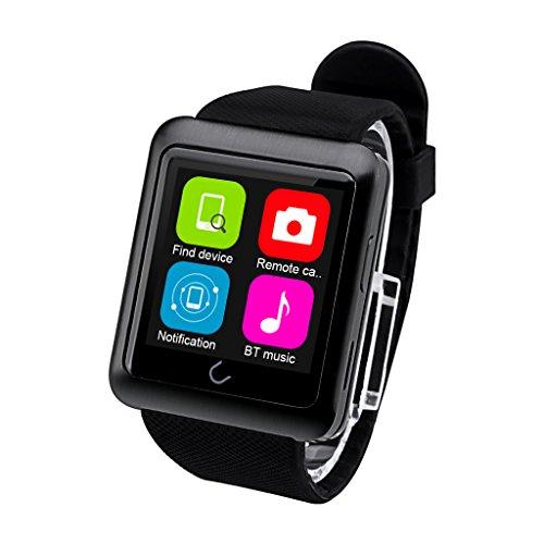 Excelvan U11 - Smartwatch Reloj de Pulsera para Movil Android Ios (Lcd 1.59