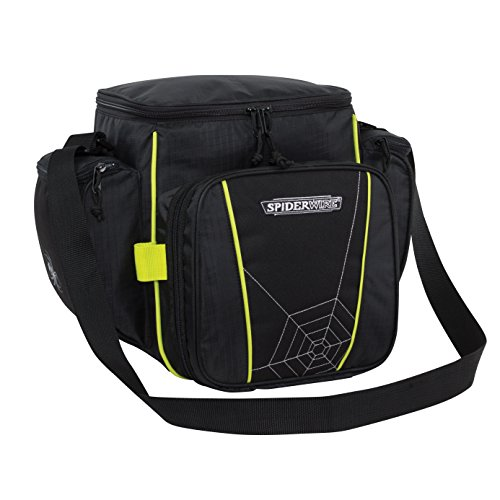 Spiderwire Tackle Bag Black, Small Pro Am Tackle