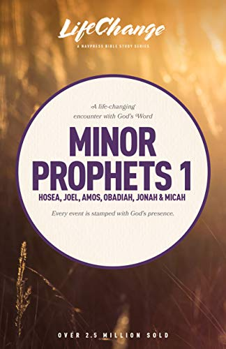 Pdf Bibles Minor Prophets 1 (LifeChange)