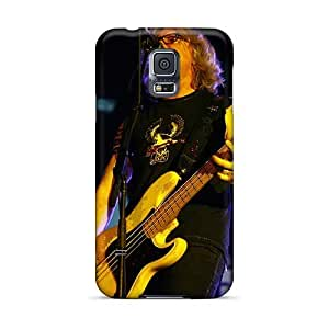 Samsung Galaxy S5 Hlu351rOrg Allow Personal Design Colorful Michael Stipe Pictures Scratch Protection Hard Phone Cases -MansourMurray