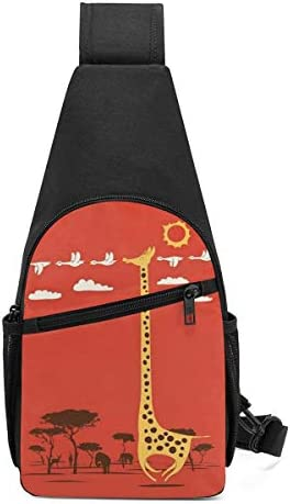 おもしろペンギン 斜め掛け ボディ肩掛け ショルダーバッグ ワンショルダーバッグ メンズ 多機能レジャーバックパック 軽量 大容量