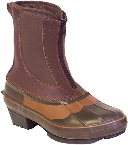 Kenetrek Bobcat Zip C Waterproof Inulated Boot,Brown,10 M US Men's / 11.5 M US Women's