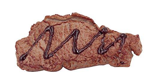 Artificial Lifelike Steak Simulation Fake Food Home Shops Decor (Market Basket Bakery Birthday Cakes)
