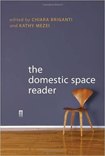 Book The Domestic Space Reader (2012-11-23)