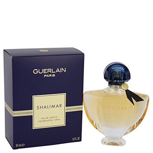 (Guerlåin Shälimar Pèrfume For Women 1.7 oz Eau De Toilette Spray + Free Shower Gel)
