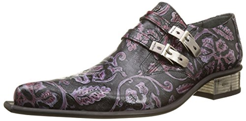 New Rock M-2246-s55, Scarpe da Barca Uomo Violet (Purple)