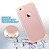 ULAK iPhone 6S Case, iPhone 6 Case, Slim Fit Dual