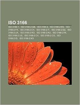 Amazon.co.jp: ISO 3166: ISO 3166-1, ISO 3166-2: GB, ISO 3166-3 ...
