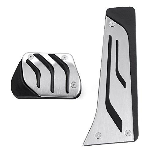 Aluminum Sport Pedal - 9 MOON Aluminum Sport Pedal for BMW X1 X 3 X4 X 5 X6 5/1/3/7 Series