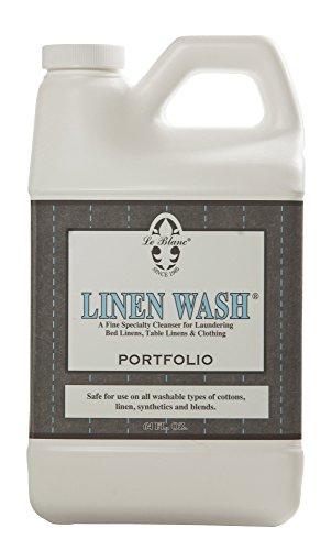 Le Blanc® Portfolio Linen Wash - 64 FL. OZ., One - Fine Linen Wash