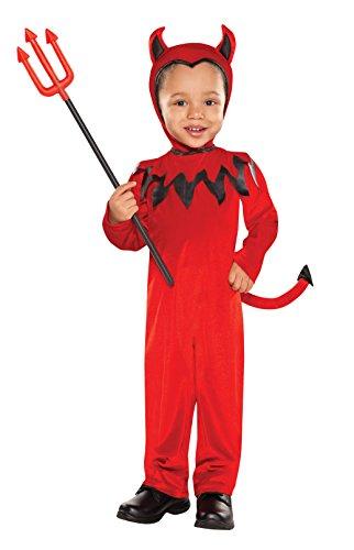 Fancy Dress - Devil Boy Costume - BOYS AGE 3-4 - AMS997531 - Christys