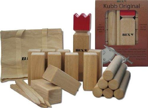 Kubb Original Red King