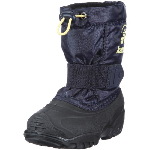 Kamik Tickle Insulated Boot ,Navy Blue/Blue Marine,9 M US To