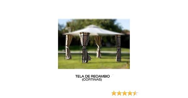 Papillon 8043623 Tela Recambio Cortinas De Pergola Sagres: Amazon ...
