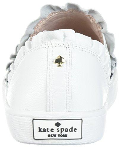 Kate Spade New York Womens Lilly Sneaker Hvit