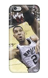 Beautifulcase Awesome LeeJUngHyun Defender Tpu case cover For Iphone 6 Plus- San Antonio Spurs j85begg2kzc Basketball Nba