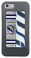 NHL Tampa Bay Lightning Recycled Hockey Stick iPhone 6/6s Case, Black