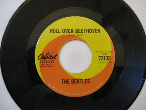 The Beatles - Roll Over Beethoven 45 Rpm Single - Zortam Music