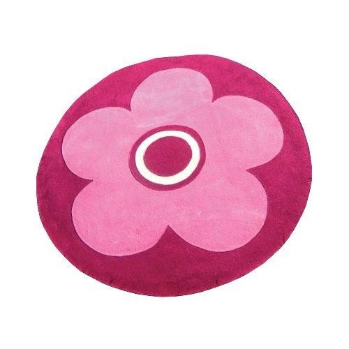 Kinderteppich blume  Eduplay Kinder Teppich Blume Ø 100cm: Amazon.de: Spielzeug