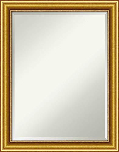Amanti Art Framed Vanity Mirror | Bathroom Mirrors for Wall | Townhouse -
