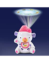 VTech Baby Sleepy Lullabies Bear Projector, Pink BOBEBE Online Baby Store From New York to Miami and Los Angeles