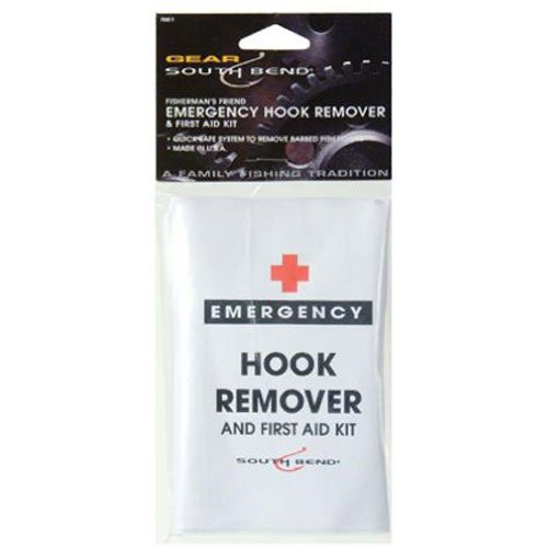 South Bend Emergency Hook Remover & First Aid KitFirst Aid (Fish Hook Removal)