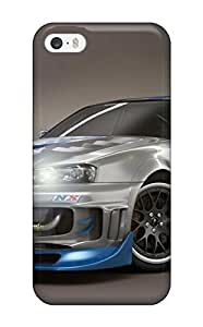5/5s Scratch-proof Protection Case Cover For Iphone/ Hot Nissan Gt-r 456665 Phone Case