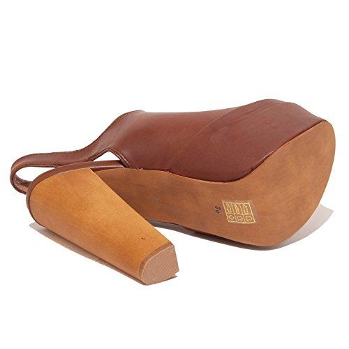 6789P sandalo JEFFREY CAMPBELL marrone scarpa donna shoe woman Marrone