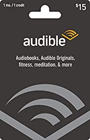 Audible Gift Card