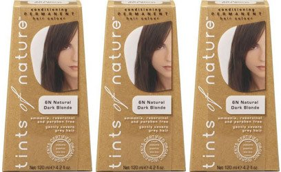 (3 PACK) - Tints of Nature - Natural Dark Blonde | 120ml | 3 PACK BUNDLE