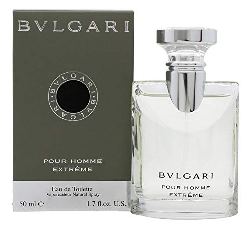 (Bvlgari Extreme by Bvlgari for Men - 1.7 Ounce EDT Spray)