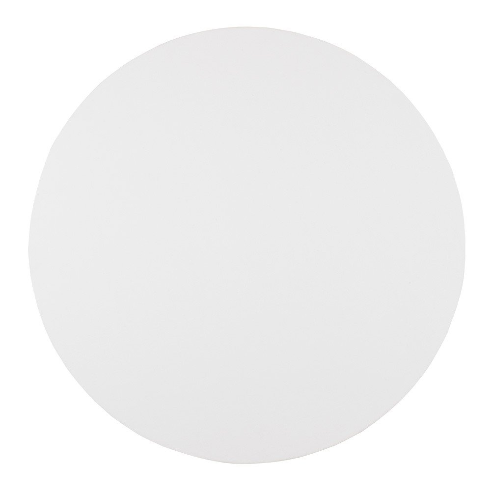 Fredrix 8-Inch Round Stretched Canvas