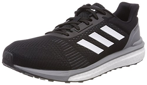 adidas Men RESPONSE ST M, BLACK/GREY/WHITE Black/grey/white