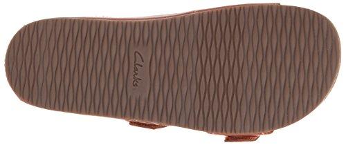 Rosilla Clarks Tan Sandal Tilton Women's Leather Flat 5r4rAw