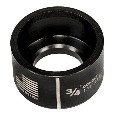 Greenlee 124AV Standard Round Knockout Replacement Die, 28.3 mm