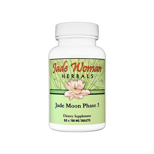 Jade Woman Herbals by Kan Jade Moon Phase 3 120 tabs