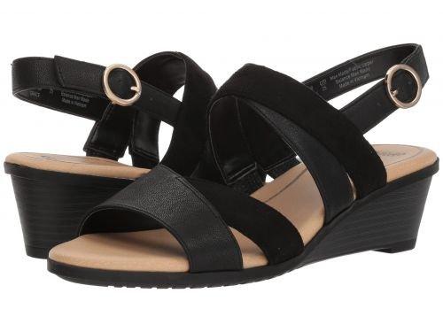 Dr. Scholl's(ドクターショール) レディース 女性用 シューズ 靴 サンダル Grace - Black [並行輸入品]