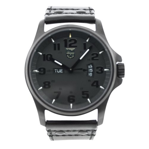 Luminox Men's 1879.BO Stainless-Steel Analog Bezel Watch